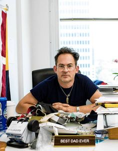 Designer Mark McNairy on Bow Ties and Maseratis