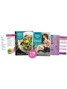 Kayla Itsines Bikini Body Guide Complete Package: Guides 1, 2, and H.E.L.P (PDF)