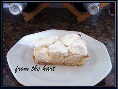 עוגת קצף וקצפת: תפוז בלוגים-מתכונים מכל הלב