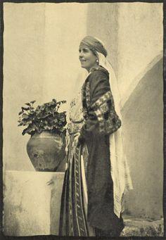 Queen Marie of Romania /native costume