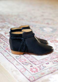 Sézane - Low Brooke Boots