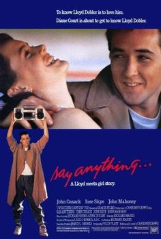 Say Anything    to watch the full movie hd in this title please click         http://evenmovie01.blogspot.co.id       You must become a member first, Register for Free
