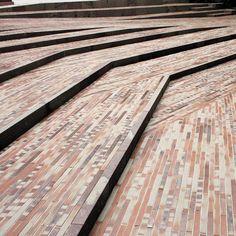 Pflasterklinker von Girnghuber für Museum der Kulturen