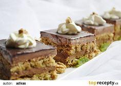 Ledove orechovo-kakaove kocky recept - TopRecepty.cz