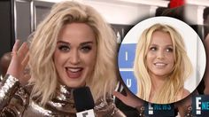 Katy Perry Throws Shade at Britney Spears' Breakdown During Interviews