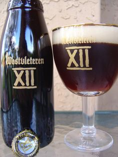 My favorite Belgian of all. It really is the best in the world