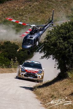 Helicam & WRC 2013 Italy
