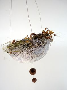 Possibility : mixed media Assemblage by Laly Mille