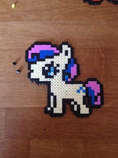 Bom Bom. My little pony. Bead pattern.