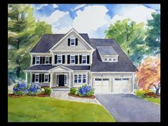 Stunning new home wdesigner finishes and great location Sited on a quiet street in a beloved Concord ctr neighborhood this bright and inviting colonial home offers an open flowing flr plan with space and design aspects that are perfect. Gorgeous chefs kitchen features ctr island top-of-the-line appliances and marble counters. A large family room has built-ins gas fireplace and access to the screened porch overlooking the private back yard. Handsome hardwood flring is throughout the home…