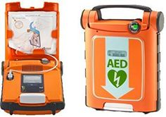 Powerheart® G5 AED-Bilingual Defibrillator.: Amazon.ca: Industrial & Scientific