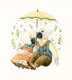 ilustración de Cornelia-li