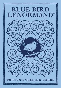 Blue Bird Lenormand by U. S. Games Systems Inc http://www.amazon.com/dp/1572818360/ref=cm_sw_r_pi_dp_ZUh.wb146K5P3