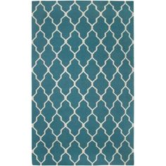 Rizzy Rugs Swing Teal Rug