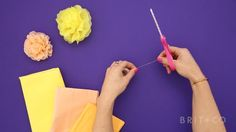 25 New Ideas For Wedding Diy Videos Paper Video Tutorials How To Make Paper Flowers, Paper Flowers Diy, Flower Crafts, Making Tissue Paper Flowers, Tissue Flowers, Paper Video, Papier Diy, Diy Wedding Video, Crafts