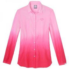 Chemise rose tie and dye Gaastra - Le dressing Mode de Captendance