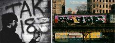 Graffitis New York Graffiti in New York