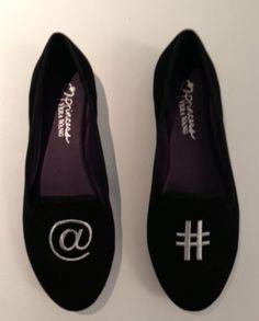 Princess Vera Wang's Blogger Shoes
