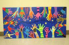 school auction class project ideas | class auction project | ~Art Show Ideas~