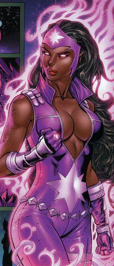 Star Sapphire Fatality in Green Lantern: New Guardians #8 - Art by Tyler Kirkham, Matt Banning, & Nei Ruffino