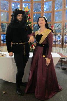 Men's Burgundian 15th century