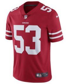 Nike Men s NaVorro Bowman San Francisco 49ers Vapor Untouchable Limited  Jersey - Red XXL Nfl Jerseys 5e5c9311b