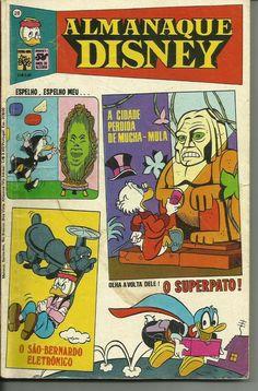 Gibi/revista Almanaque Disney Nº 28 - Setembro 1973 - Rara - R$ 86,28 no MercadoLivre