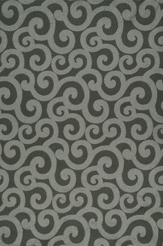 A high quality Italian damask with rich  luster and intense dimension. (Ratana Swirl, Nickel)