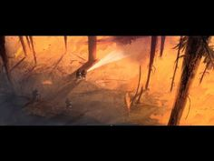 WILDFIRE | Animation Short Film 2015 - GOBELINS - YouTube