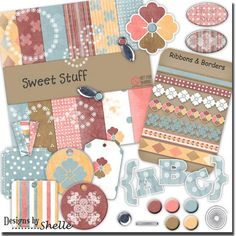 digital scrapbook freebies