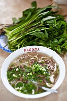 The Best Pho in Hanoi and Ho Chi Minh City, Vietnam