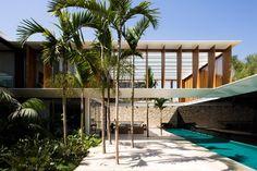 ResidÃncia in Sao Paulo, Brazil by JH Bernardes + Jacobsen - Arquitetura