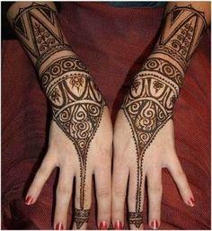 modern bridal mehndi designs
