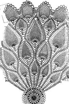 "Photo from album ""Скатерти"" on Yandex. Crochet Dreamcatcher Pattern, Crochet Angel Pattern, Crochet Tablecloth Pattern, Crochet Doily Diagram, Crochet Doily Patterns, Thread Crochet, Knit Or Crochet, Crochet Motif, Crochet Doilies"