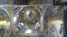Church Martorana in Palermo