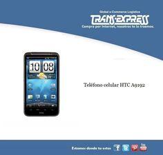 La tecnología android es lo más utilizado hoy en día, Puedes adquirir este teléfono móvil de la marca HTC A9192. Costo del artículo puesto en El Salvador: $207.29 http://amzn.com/B004T36GCU