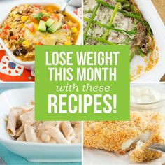 If your goal this month is weight loss, the calories you put in are just as important as the [...]