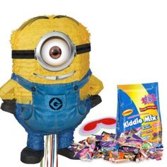 Purchase Despicable Me 3d Pinata Kit (Each) and other Pinatas party supplies. The most popular party Supplies and Decorations, all available at wholesale prices!