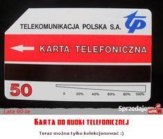 Karta do budki telefonicznej Poland People, Poland Country, My Childhood, Nostalgia, The Past, Memories, Humor, Retro, Funny