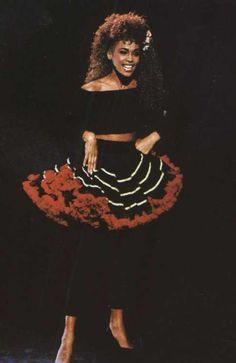 Whitney is great she has should me u can dress up as crazy as u want even if its not the 80's