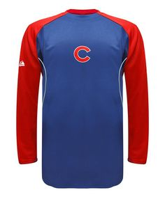 05504fa543c See more. Love this Chicago Cubs Therma Base Fleece Pullover - Men  amp   Tall on  zulily