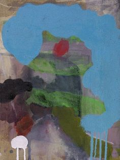 Squirrel, 41x30cms, Oil on linen, 2009