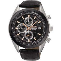 #watch #watches #elegant #men #mensstyle #menswear #mensfashion #time #timeless #accessories #beautiful #amazing #Seiko #ssb183p1 #Neo Sports Chronograph  https://feeldiamonds.com/swiss-luxury-watches-for-men-women/seiko-watches-offers-online/seiko-ssb183p1-mens-neo-sports-chronograph-black-dial-watch