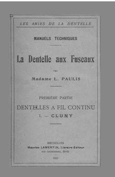 Madame L. Paulis - La Dentelle au..