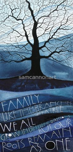 2014 originals – part 1 « Sam Cannon Art Gouache, Constellations, Sam Cannon, Watercolor And Ink, Calligraphy Watercolor, Grafik Design, Landscape Paintings, Landscape Quilts, Tree Art