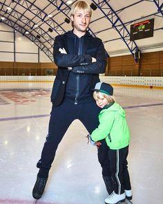 プルシェンコの息子さんが凄く可愛い。英才教育を受けて将来の活躍が楽しみ | フィギュアスケートまとめ零