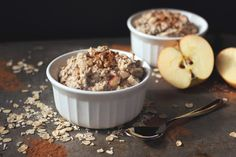 Apple Cinnamon Overnight Oats Recipe on Yummly