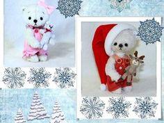 Дорогие друзья! Эти два маленьких медвежонка Тосечка и Николка мечтают встретить Новый год в новом доме.Поэтому , при покупке обоих малышей вместе , можно получить скидку по 500 р на каждого мишку.Подарим малышам праздник ! Спешите приобрести подарок к Новому году!