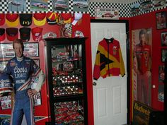 My Bill Elliott Tribute Room