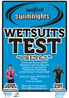 Advert WETSUITS